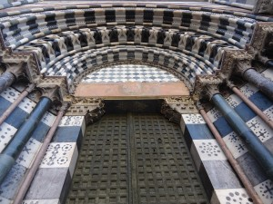 Genoa duomo