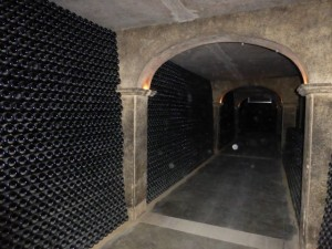 The Cellar at Beaucastel