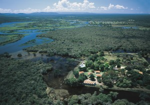 Pantanal eco lodge