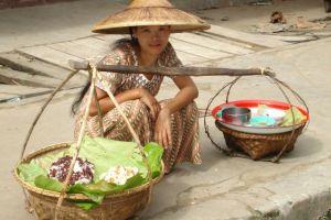 street seller E